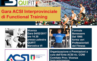 Gara Interprovinciale Functional Training – Vicenza